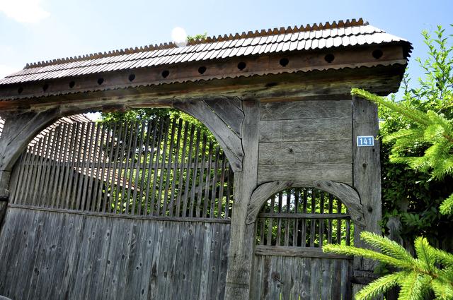 Székely Gate Transylvania