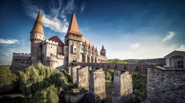 Hunyadi Castles Transylvania, Europe