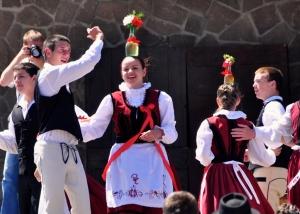 Traditional Hungarian Dance