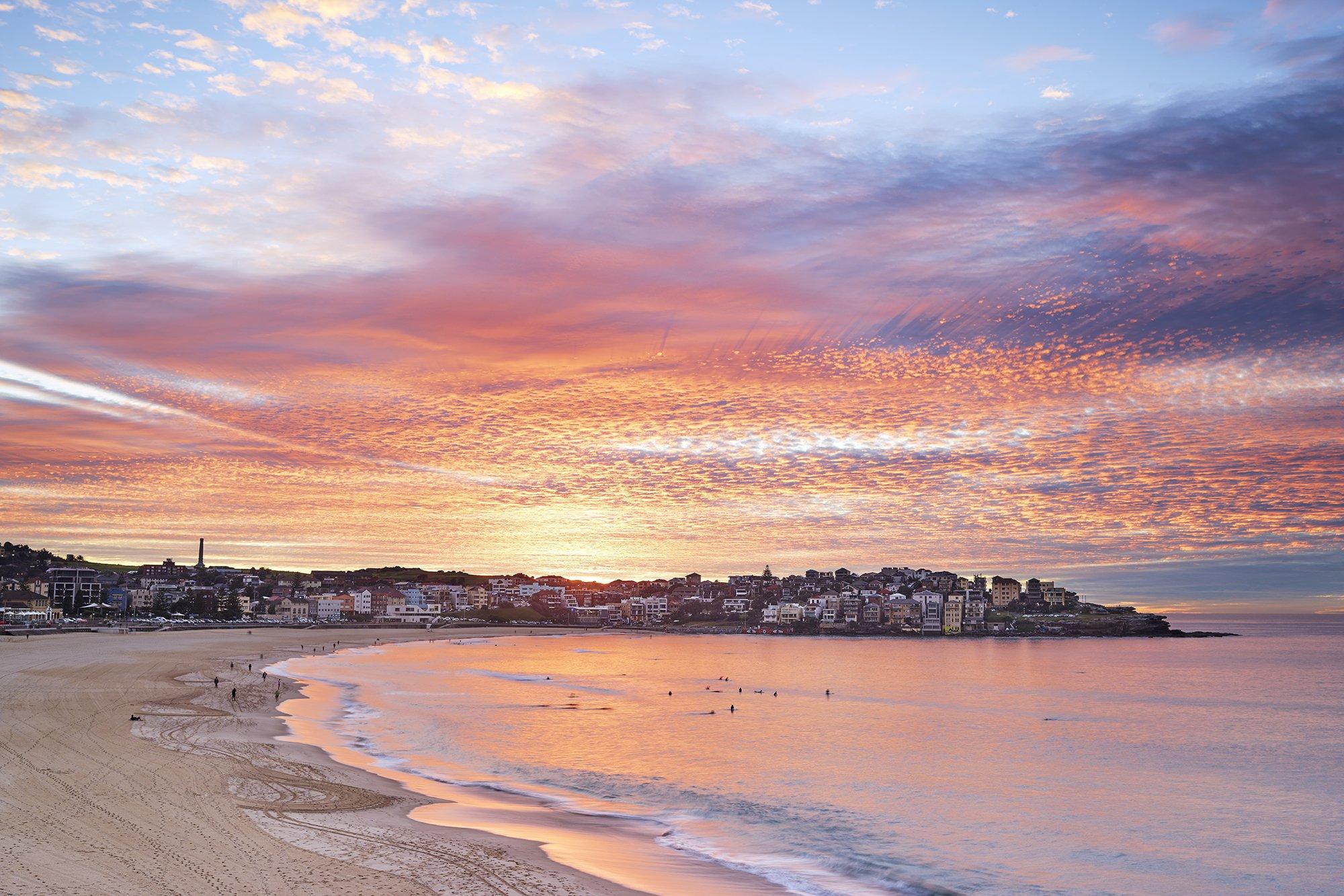 Love the Way You Live - Bondi Beach Sunrise